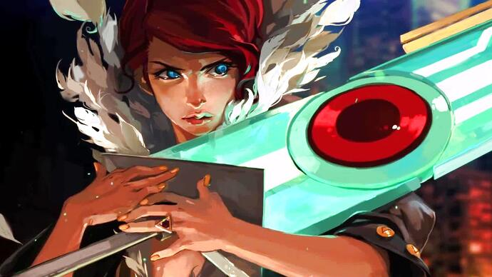 Bastion creator announces new game Transistor