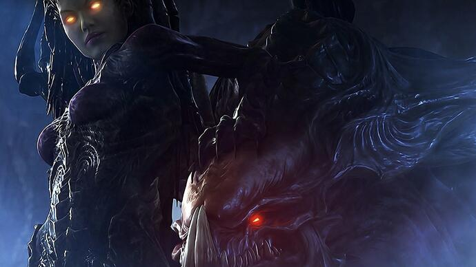 StarCraft 2: Heart of the Swarm -Test