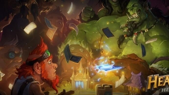 Blizzard announces Hearthstone Heroes ofWarcraft