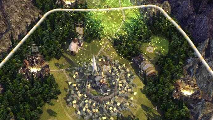New Age of Wonders 3 gameplay video shows empire building and leaderclasses