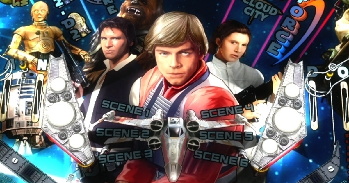 Star Wars Pinball: The Empire Strikes Back review