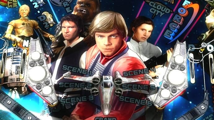Star Wars Pinball: The Empire Strikes Backreview