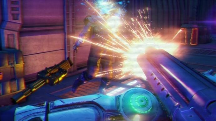 Far Cry 3: Blood Dragon gets release date and... '80s film star Michael Biehn?