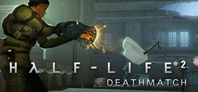 How fun would Half-Life 2 Deathmatch be if you gently tagged other players out by flinging toilets at them instead of shooting them? Still pretty fun, as it turns out.