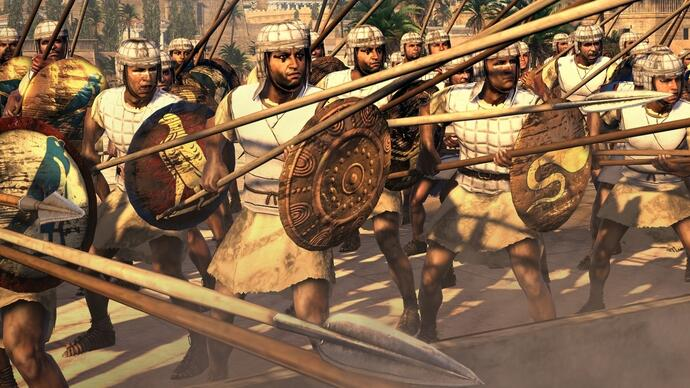 Rome 2: Total War live code demo confirmed in Rezzed developer sessions schedule