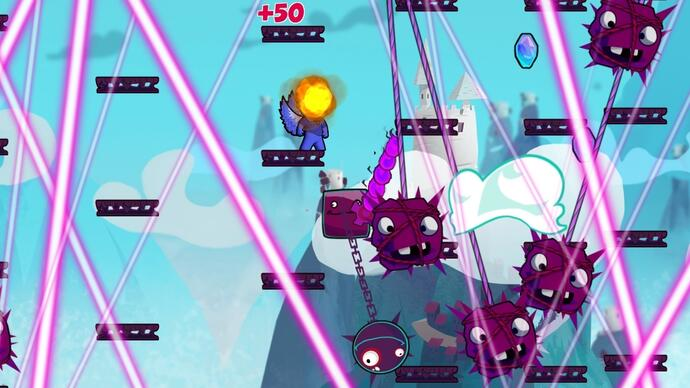 Cloudberry Kingdom confirmed for PS3, Vita, Wi U, XBLA and Steam this spring
