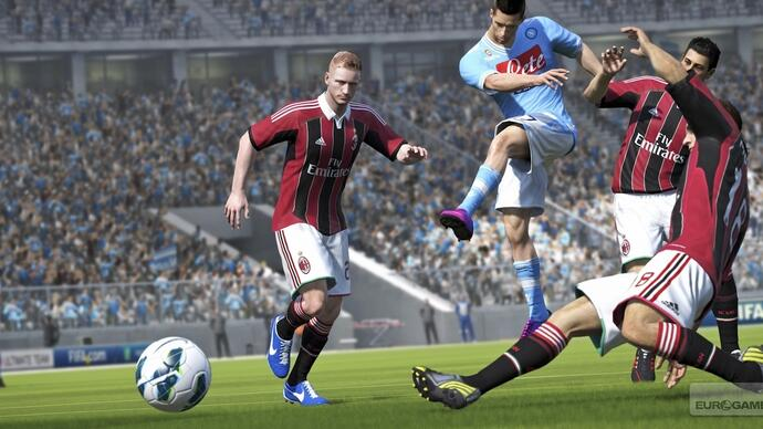 EA announces FIFA 14 for PC, PlayStation 3 and Xbox 360