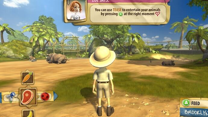 Frontier's cancelled Microsoft Zoo was an attempt to bring Zoo Tycoon to console