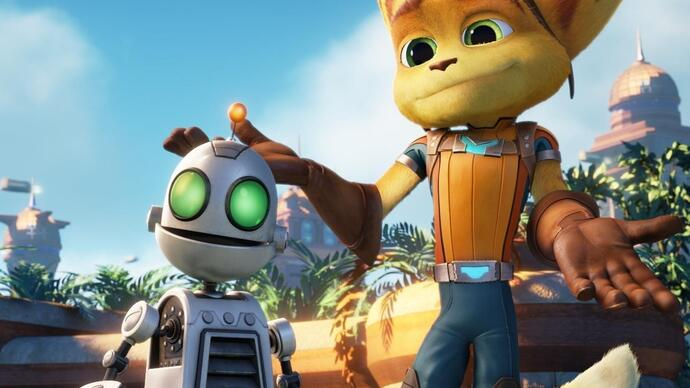Ratchet & Clank movie out 2015, first trailer released