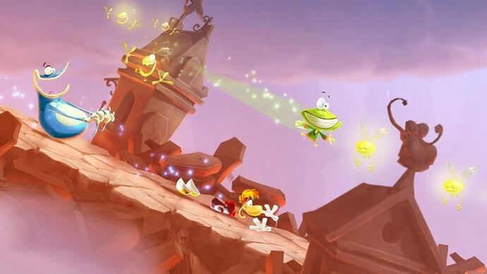 Rayman Legends release date brought forward toAugust