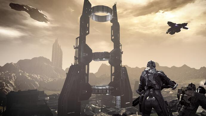 PlayStation 3 F2P shooter Dust 514 finally has a releasedate