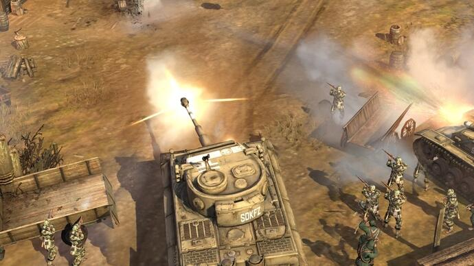 Relic unveils Company of Heroes 2 Theater of War