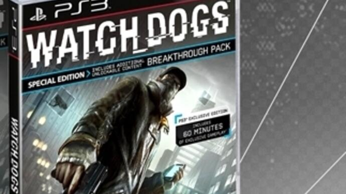 Watch Dogs includes 60 minutes of PS3-exclusive content