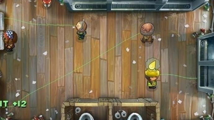Former Sony Liverpool developers announce Men's Room Mayhem for Vita, iOS and Android