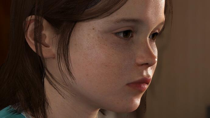 Beyond: Two Souls special edition includes a 30-minute exclusive scene