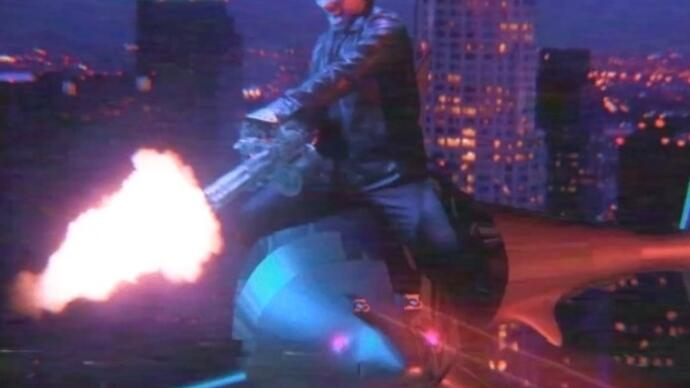 Mike Diva's Far Cry 3 Blood Dragon: The Movie trailer is perfect