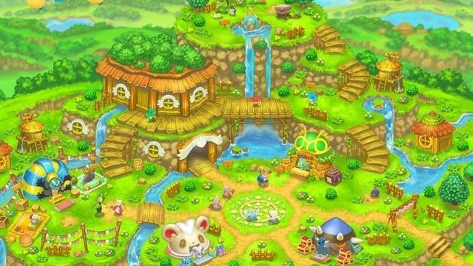 Pokémon Mystery Dungeon: Gates to Infinityreview