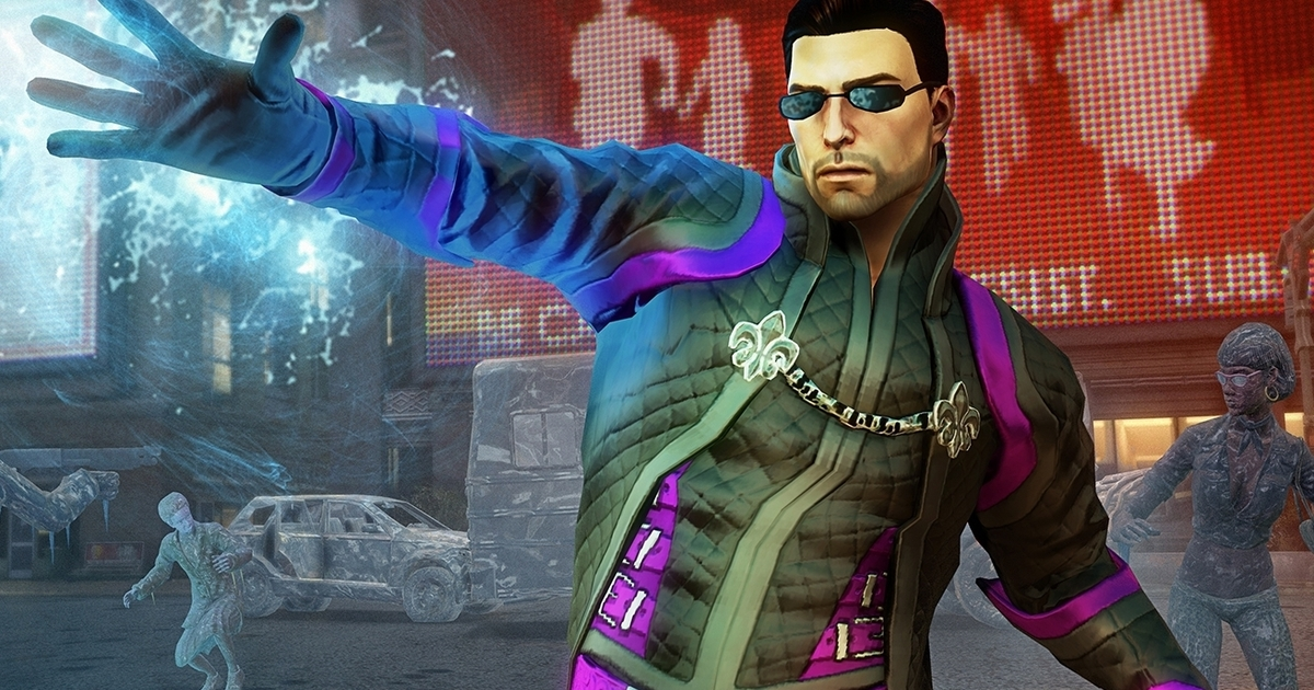Saint's Row 4 dev walkthrough shows off six minutes of gameplay