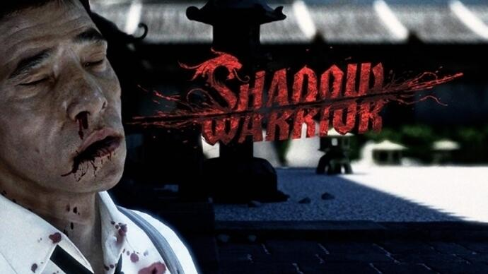 Shadow Warrior revival by the Hard Reset dev announced
