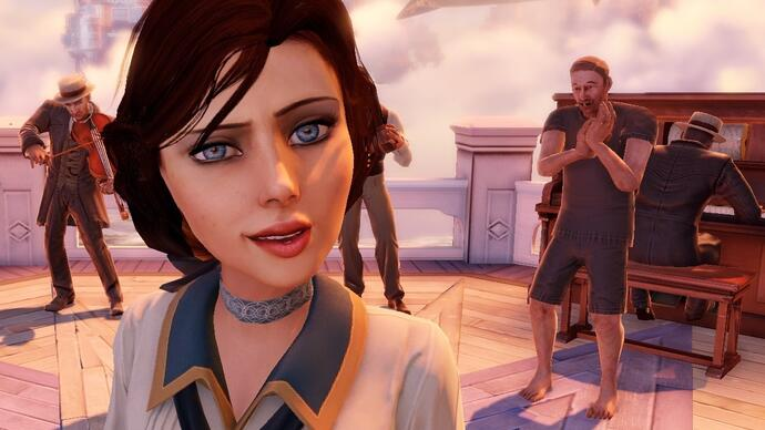 """BioShock Infinite sells """"significantly"""" more than seriespredecessors"""