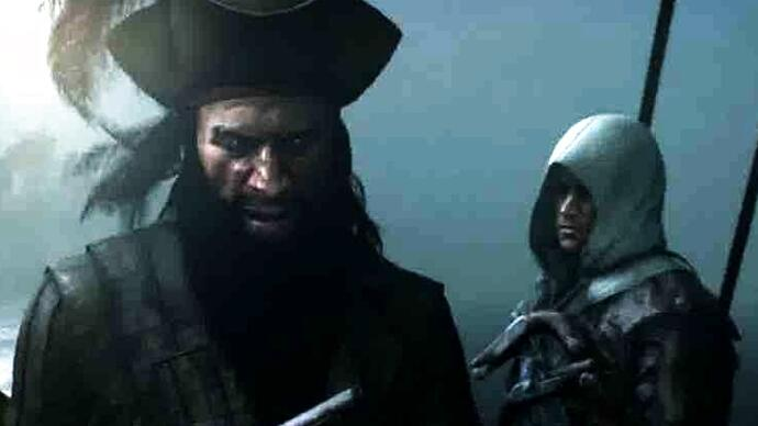 Pretty Assassin's Creed 4: Black Flag trailer has ships, sharks and lots of stabbing