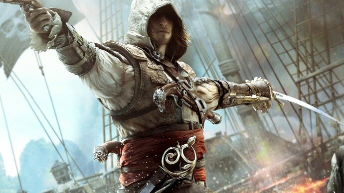 Ubisoft forecasts lower Assassin's Creed 4 sales than AC3 managed this past financial year