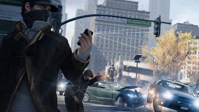 Watch Dogs and Assassin's Creed 4 confirmed for Xbox One