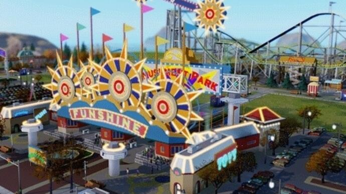 EA makes SimCity Amusement Park expansion official