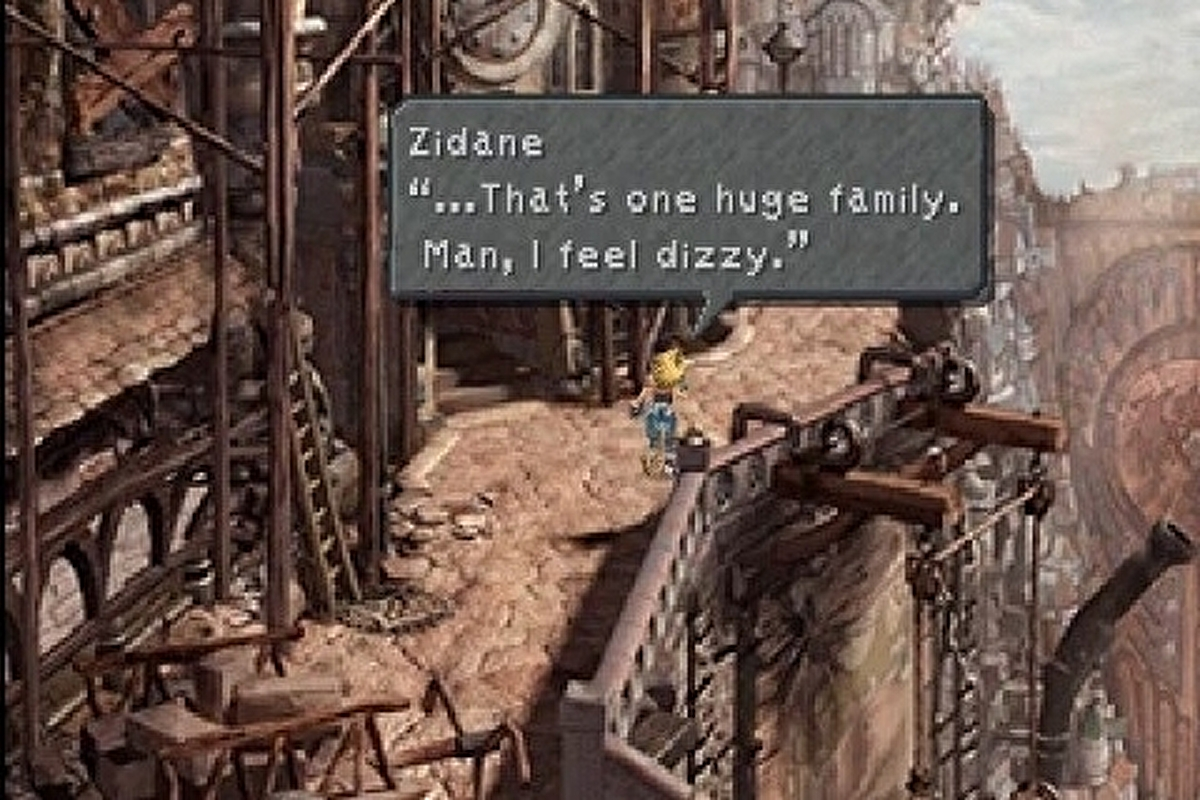 Final Fantasy 9 sidequest discovered after 13 years
