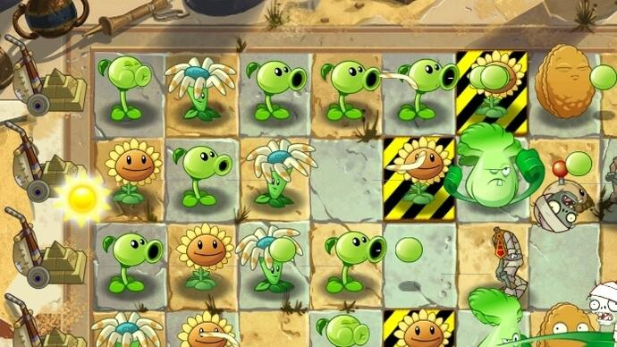 PopCap reveals a release date for the now free-to-play Plants vs. Zombies 2: It's About Time