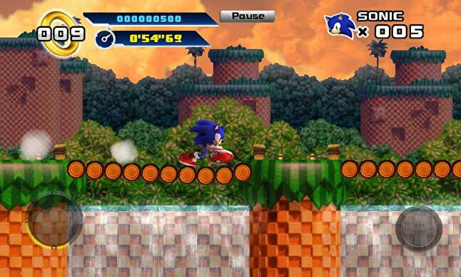 Sonic the Hedgehog 4: Episode I speeds its way to Ouya