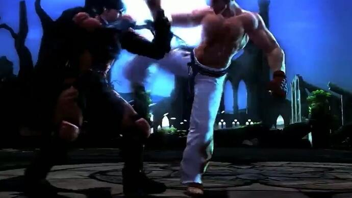 Tekken Revolution is a free-to-play PS3exclusive