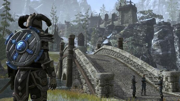 The Elder Scrolls Online announced for PlayStation 4 and Xbox One