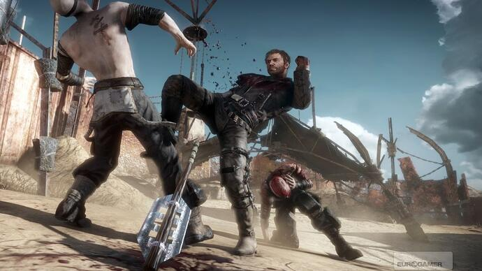 Mad Max preview: Bringing Just Cause's insanity to the wilds