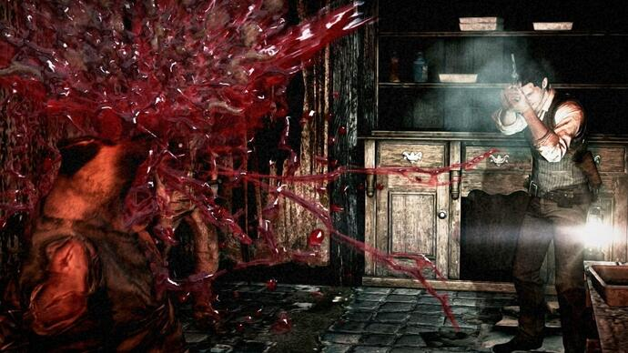 Sony toont gameplay van The Evil Within