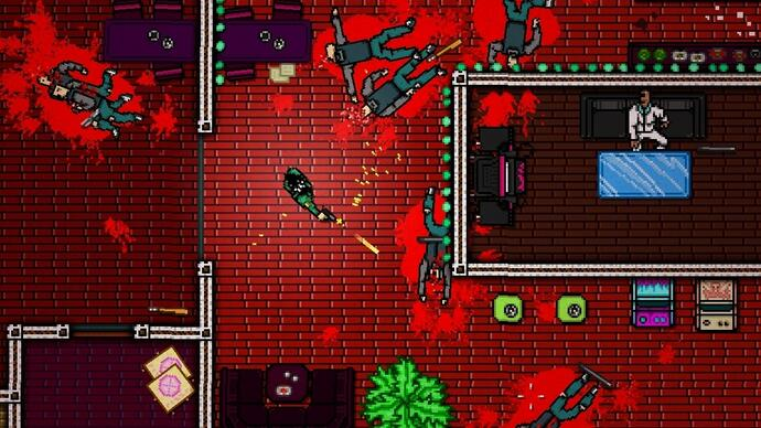 The party's over: Hotline Miami 2 preview