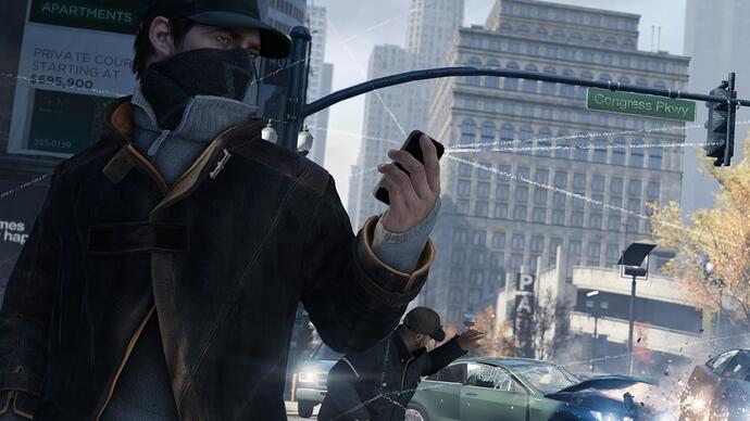 Watch Dogs gameplay footage reveals how other players will invade your campaign