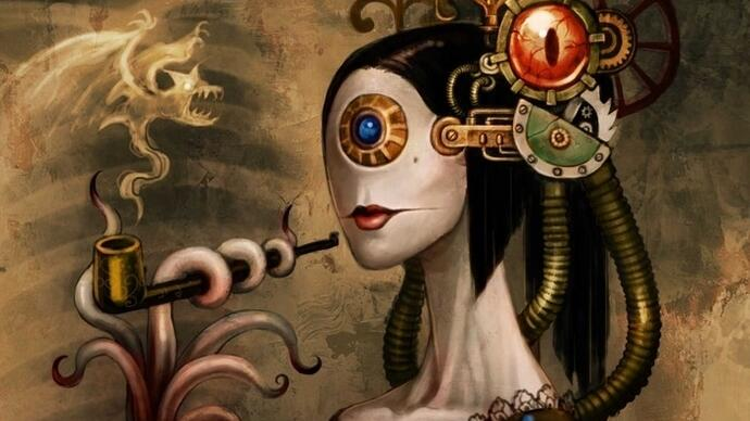 American McGee launches Kickstarter forOZombie