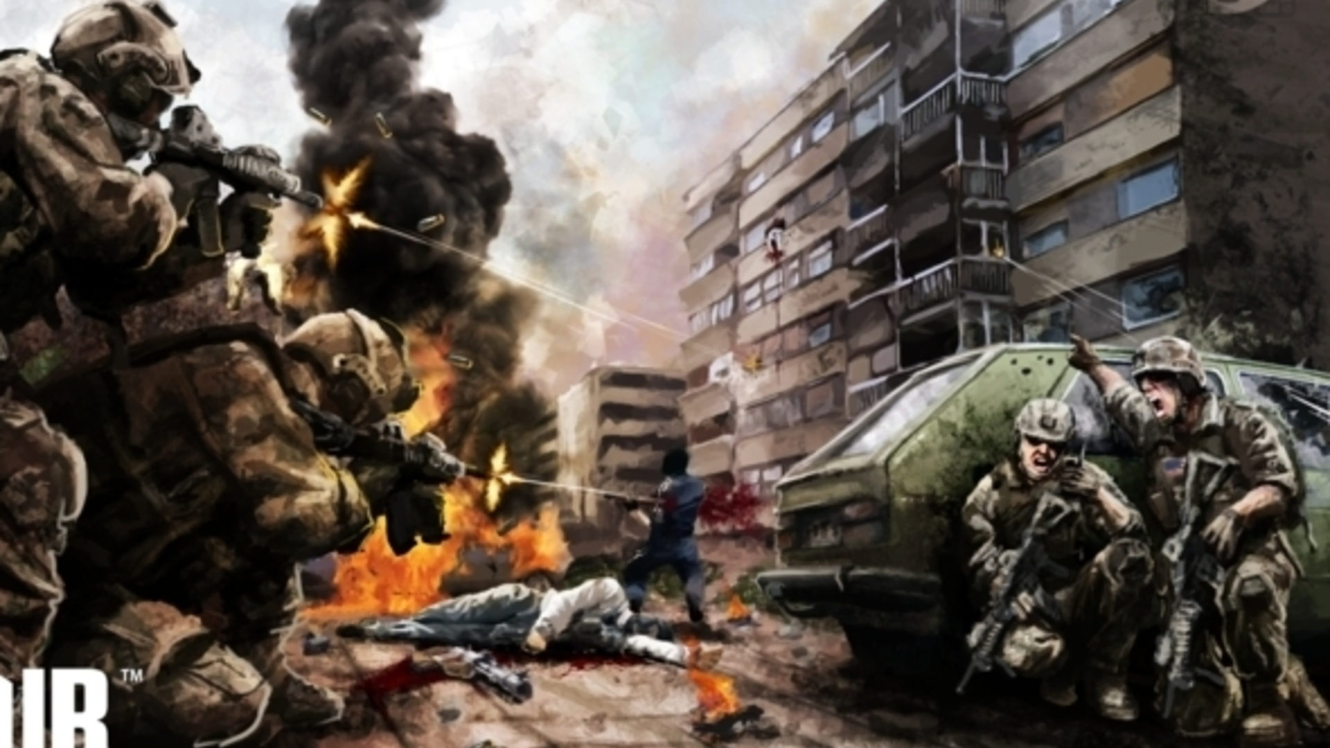Creative director of original SOCOM games returns with H-Hour for PC
