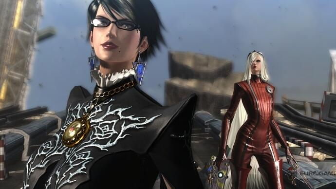 Bayonetta 2 preview: She's got thetouch?