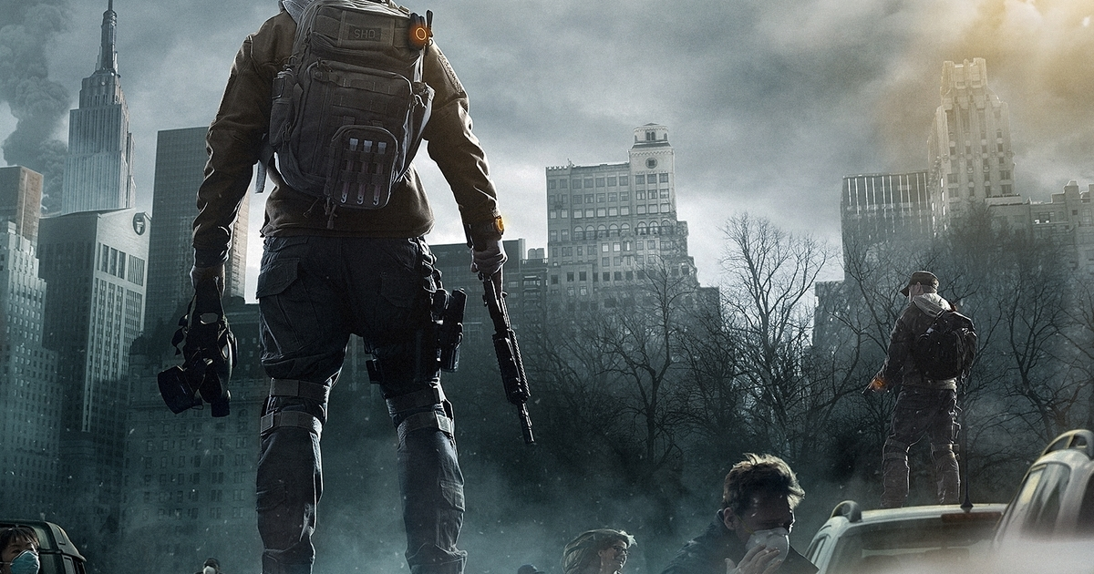 The Division: Massive by name...
