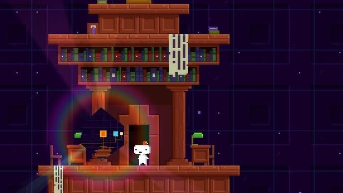 Phil Fish to patch Fez on Xbox LiveArcade