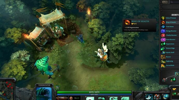 Dota 2 launches properly as two years of beta come to anend