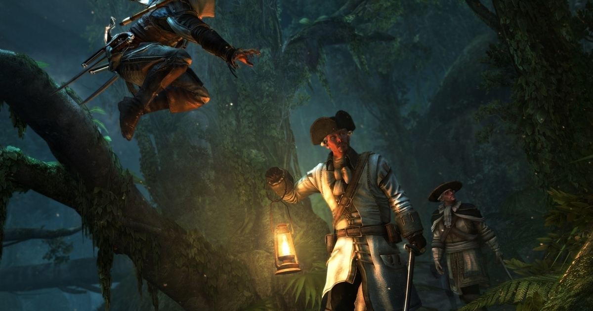 Assassins creed 4 black flag reveals seven minutes of gameplay assassins creed 4 black flag reveals seven minutes of gameplay eurogamer malvernweather Choice Image