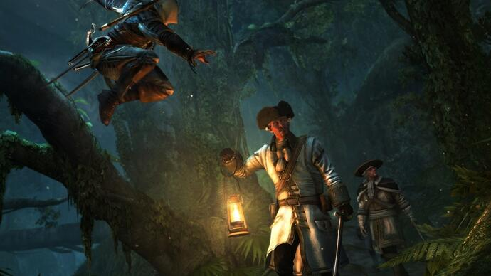Assassin's Creed 4: Black Flag reveals seven minutes of gameplay