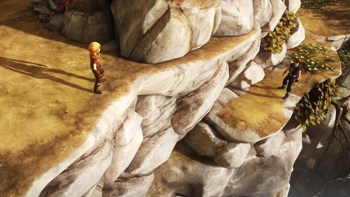 Brothers: A Tale of Two Sons video preview