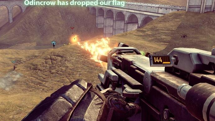 No major updates for Tribes Ascend in the next sixmonths