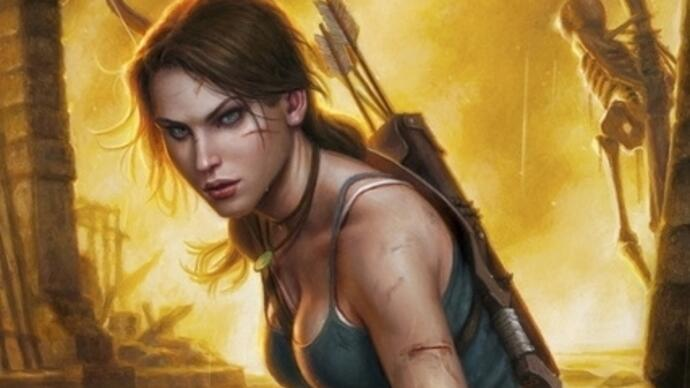"2014 Tomb Raider comic will ""lead directly"" into game sequel"