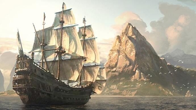 14 minutes of continuous Assassin's Creed 4: Black Flag gameplay