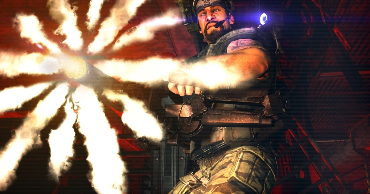 Watch us play Aliens: Colonial Marines' DLC from 12pm BST